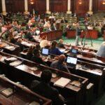 سالم لبيض : الفضيحة وقعت وعلى البرلمان إعلان وفاة المحكمة الدستورية