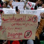 الجزائر : تهافت على تخزين المواد الغذائية تحسّبا لعصيان مدني