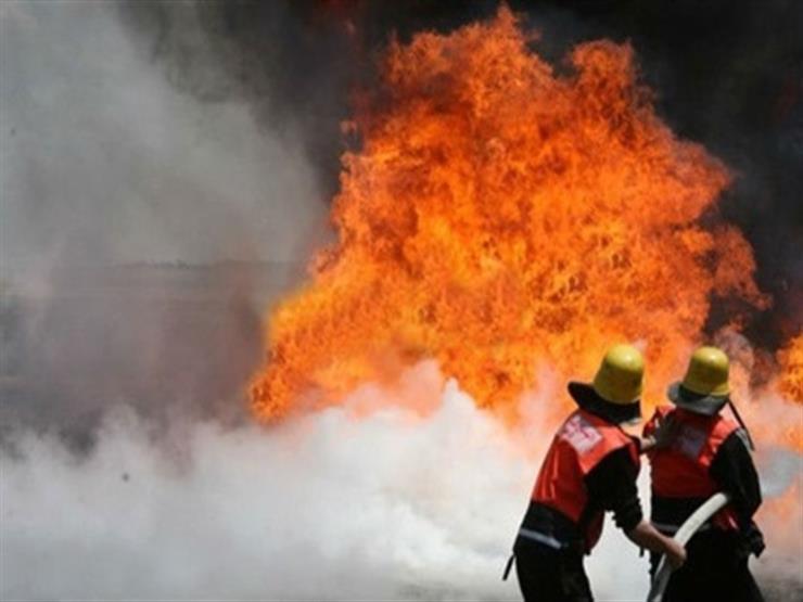 القيروان: حريق هائل يلتهم محلاّت تجارية