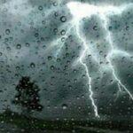 طقس اليوم: أمطار رعدية تساقط البرد ..ورياح قوية