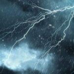 طقس اليوم: أمطار رعدية وامكانية تساقط البرد
