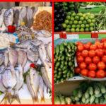 مصدر رسمي: زيادات في أسعار الخضر والغلال والأسماك بين 51 و67 %