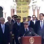 """الباجي : """"يمكن ان نُشكك في أي شيء إلاّ في ما حقق بورقيبة لتونس"""""""