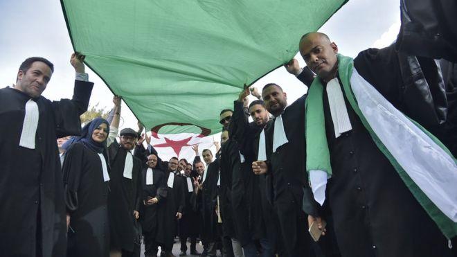 الجزائر: القضاة يُقرّرون مقاطعة الانتخابات الرئاسية