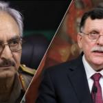 ليبيا: حكومة السرّاج تُصدر مُذكّرة لإيقاف حفتر