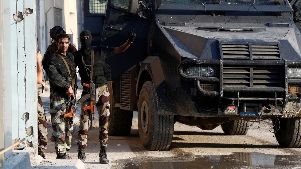 السعودية: مقتل 4 ارهابيين في هجوم على مركز أمن وحجز متفجرات