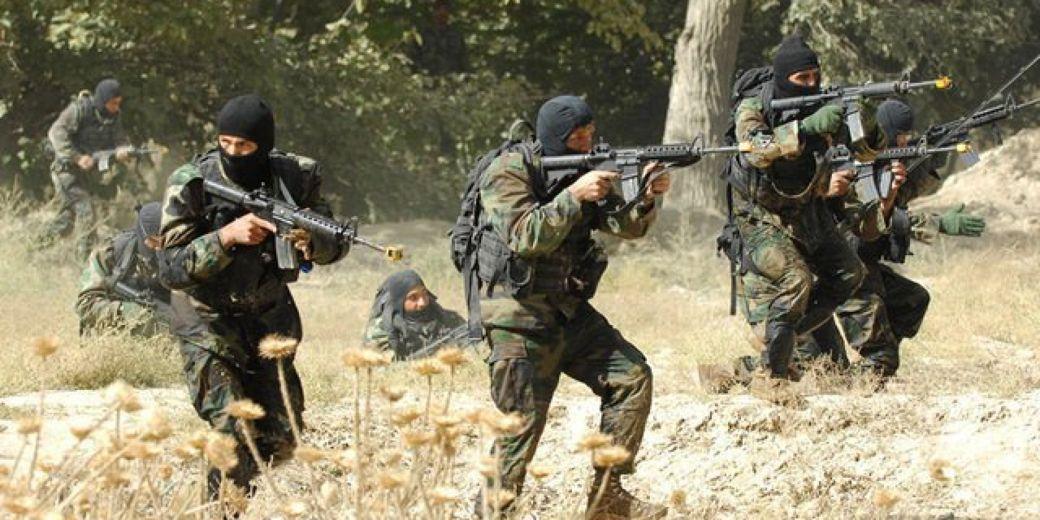 الكاف: إطلاق نار على إرهابيين وحجز أدباش وكلاشنيكوف