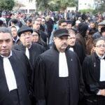 المحامون في يوم غضب وطني