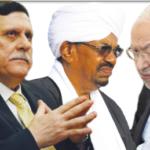أحداث السودان وليبيا وارتباك الغنوشي / بقلم لطفي النجار