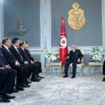 رئيس الجمهورية يلتقي وفدا عن الهيئات العمومية المستقلة