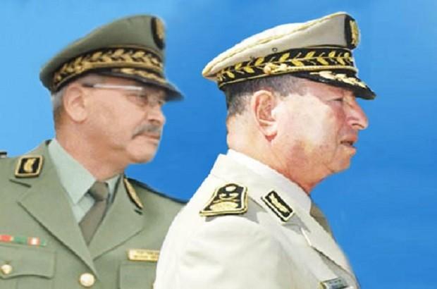 الجنرالان سعيد وشنتوف : أقالهما بوتفليقة .. وأودعهما الجيش السجن