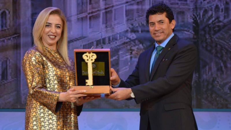 تونس تتسلّم راية عاصمة الشباب العربي