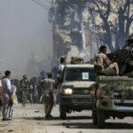 رويترز: قوات حفتر على بعد 40 كلم من طرابلس