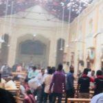 يوم أسود في سريلانكا : 7 تفجيرات بفنادق وكنائس و156 قتيلا على الأقل