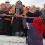 الفحص: قتيلتان و15 جريحا في انقلاب شاحنة لنقل عاملات فلاحة