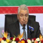 الجزائر: رئيس مجلس الأمّة رئيسا مُؤقّتا
