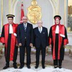 عضوان بالمجلس الأعلى للقضاء يؤديان اليمين الدستورية