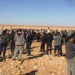 تطاوين : قادة اعتصام الكامور يدعون لاستئناف التحركات