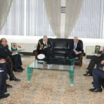 فحوى لقاء الزبيدي بسفير ايطاليا في تونس