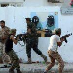 الأمم المتحدة: اشتباكات طرابلس تسببت في نزوح 2800 شخص