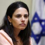 وزيرة العدل الإسرائيلية: لن نُبقي أيّ تونسي أو جزائري أو مغربي على قيد الوجود