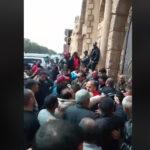 عبير موسي : مُقرّبون من النهضة والتيّار والمؤتمر والجبهة وراء الاعتداء علينا