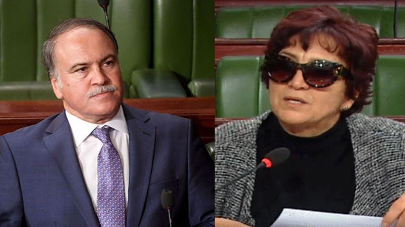 بين بن سالم وعبو : 50 دقيقة في البرلمان للنسيان (فيديو)
