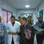 عمل 10 أشهر بلا راتب: رئيس قسم بمستشفى القيروان يستقيل رفضا للتشهير