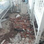 صور: سقوط جزء من سقف قسم الرّضع بمستشفى التّوليد ببنزرت