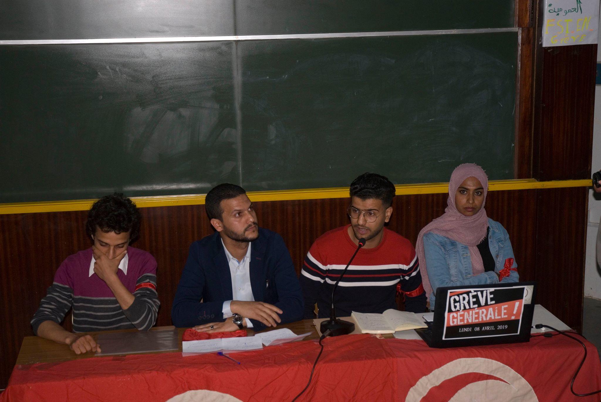 طلبة كليّة تونس: إلغاء الكاباس قرار مُسقط وارتجالي