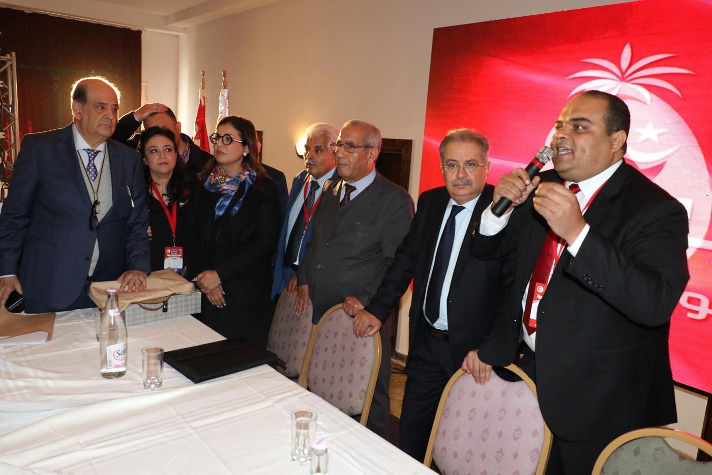 نداء تونس: إلغاء نتيجة انتخابات المكتب السياسي