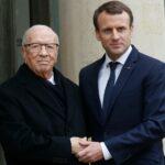 الباجي يُوجه رسالة إلى نظيره الفرنسي