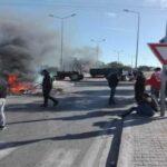 أزمة مصنع الألبان بسوسة: مواجهات بين المُحتجين والأمنيين