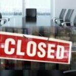 عقارب: توقّف نشاط مؤسّسة و400 عامل مُهدّدون بالبطالة