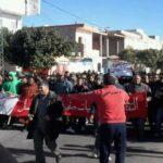 سيدي بوزيد: اتحاد الشّغل يُساند تحرّكات الأهالي ويُطالب بالإفراج عن مُحتجّين