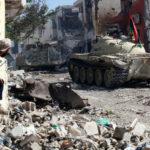 منظّمة الصحة العالمية: 47 قتيلا و181 جريحا في معركة طرابلس