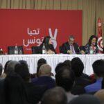 """تضامنا مع أهالي ضحايا """"السبّالة"""": تحيا تونس يُلغي احتفالات مؤتمره التأسيسي"""