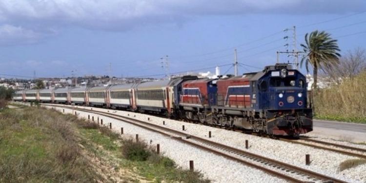قرمبالية : القطار يُودي بحياة شابّة