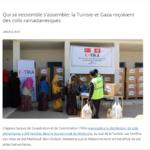 """موقع Identité Juive : """"تونس على شفير المجاعة ووضعها شبيه بغزة """""""