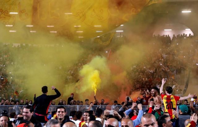 الترجي يستنكر الاعتداء على جماهيره في المغرب