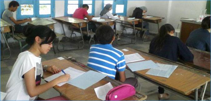 """وزارة التربية تتراجع عن التراتيب الجديدة لإصلاح امتحانات """"السيزيام"""""""