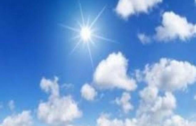 طقس اليوم: سحب عابرة..أمطار متفرقة والحرارة تبلغ 40 درجة