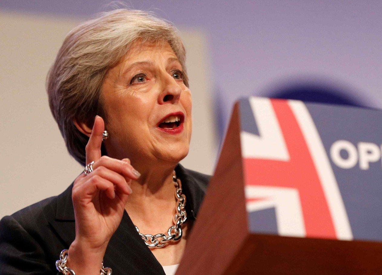 استقالة رئيسة الوزراء البريطانية تيريزا ماي