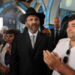 """روني الطرابلسي:""""الغريبة ليست ليهود تونس فقط بل لليهود أينما كانوا"""""""