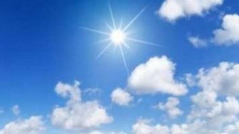 طقس اليوم: سحب عابرة وارتفاع طفيف في درجات الحرارة