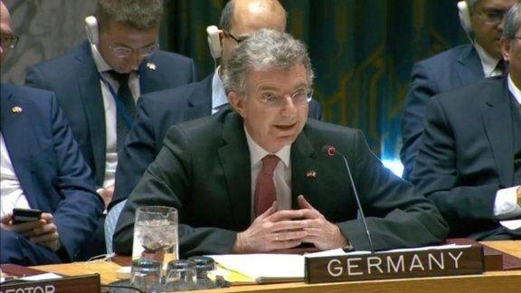 ألمانيا تُلوّح برفع الفيتو أمام حصول تونس على عضوية بمجلس الأمن