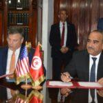 توقيع اتفاقية بين تونس وأمريكا لتبادل المعلومات لفرض الامتثال الضريبي