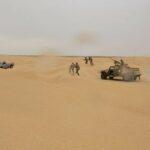 تطاوين: إيقاف شخصين حاولا التسلّل الى تونس