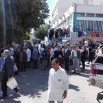 مستشفى صالح عزيّز: تعنيف أعوان قسم العيادات الخارجية !
