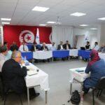 """النهضة تُحذر من"""" مخاطر التدخل الخارجي في الشأن الداخلي بتونس"""""""